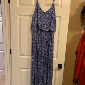 LUSH maxi from Nordstrom XL